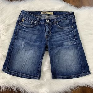 Big Star Size 27 Bermuda Denim Jean Shorts